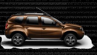 Duster Dynamique 1.6 CVT  Renault Novo